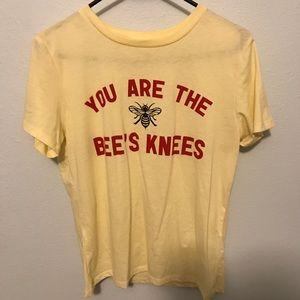 Bees knees tshirt